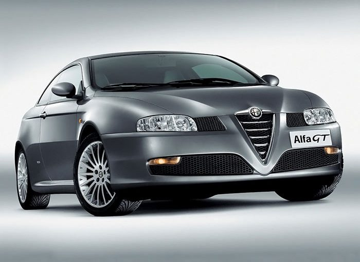 Alfa Romeo GT 2004 – 2009 3.2 Litre Servicing prices