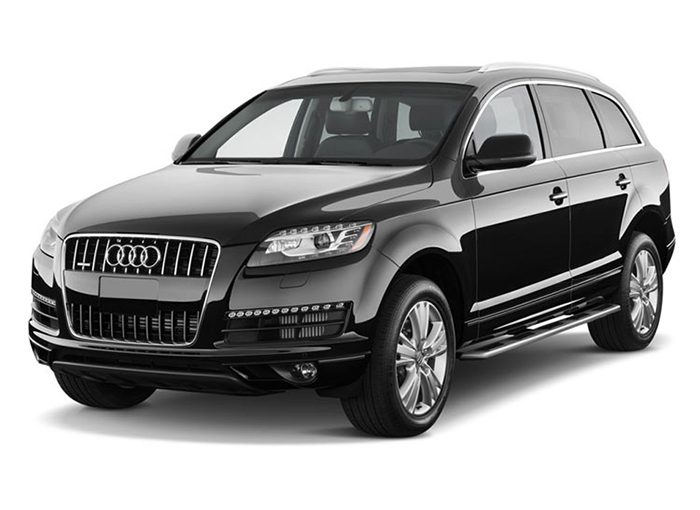 Audi Q7 2010 3.0 Litre Turbo Diesel Servicing prices