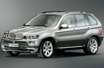 BMW X5 E53 2007 4.4 Litre Servicing prices