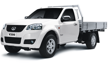 Great Wall V200 2011 2.0 Litre 2WD Diesel Servicing prices