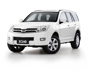Great Wall X240 2012 2.4 Litre 4WD Servicing prices