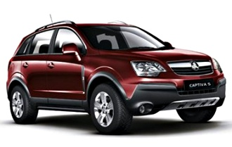 Holden Captiva CG 2011 2.0 Litre Diesel Auto Servicing prices
