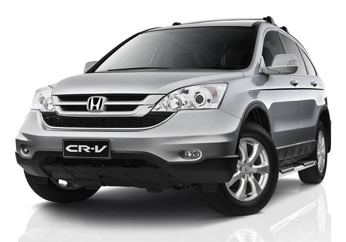 Honda CRV 2011 2.4 Litre Auto Servicing prices