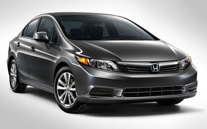 Honda Civic 2012 1.8 Litre Auto Servicing prices