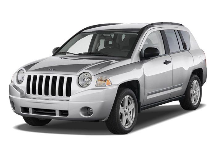 Jeep Compass 2010 2.4 Litre CVT Servicing prices