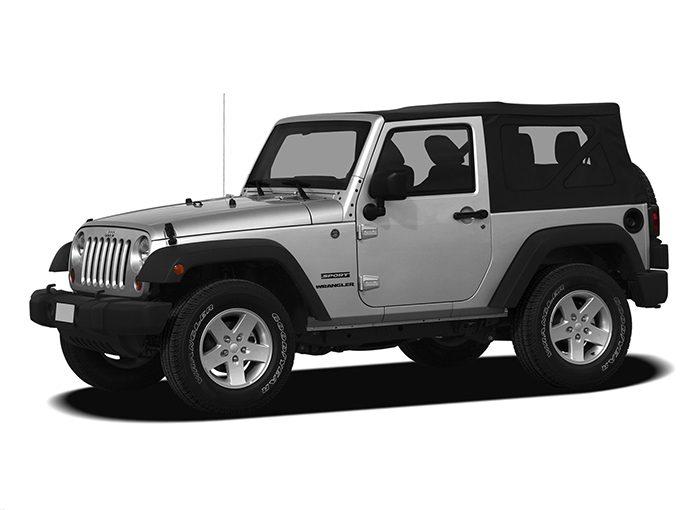 Jeep Wrangler 2011 3.8 Litre Auto Servicing prices