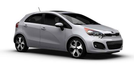 Kia Rio 2013 1.6 Litre Auto Servicing prices