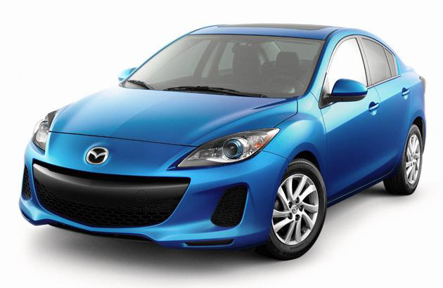 Mazda 3 2012 2.0L Auto Servicing Prices