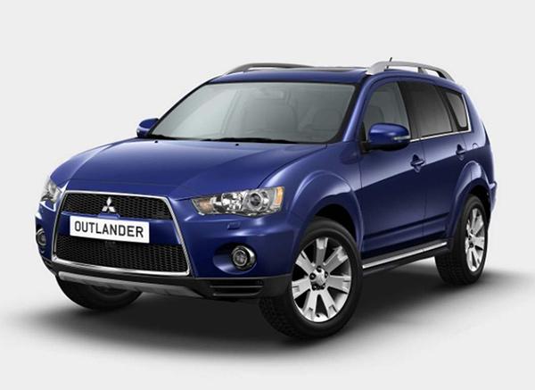 Mitsubishi Outlander 2012 2.4L CVT Servicing Prices
