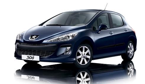 Peugeot 308 2011 1.6L Auto Servicing Prices