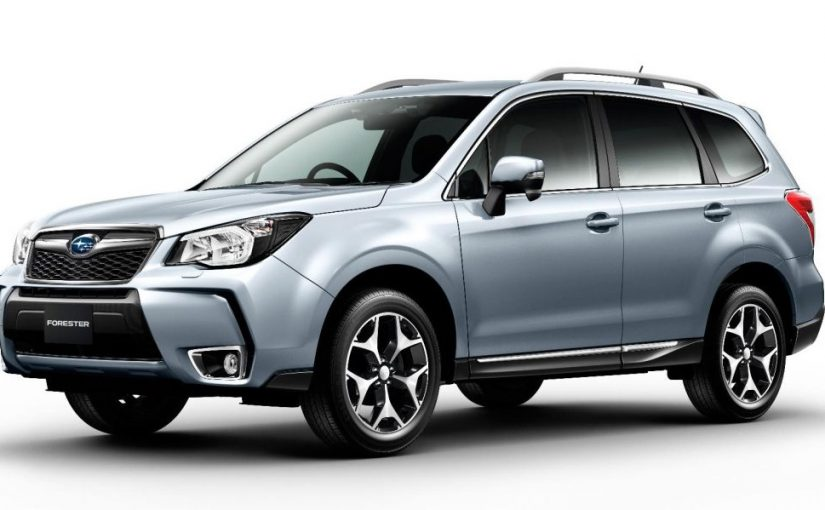 Subaru Forester 2012 2.5L Turbo Auto Servicing Prices