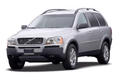 Volvo XC90 2006 2.5L Turbo Auto Servicing Prices